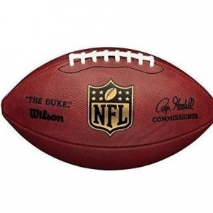 balon de futbol americano game leather